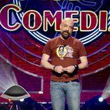 'El club de la comedia' recibe a Goyo Jiménez