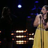 Esmeralda Grao en 'Destino Eurovisión'