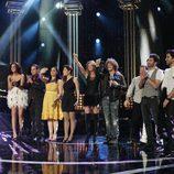 Semifinalistas de 'Destino Eurovisión'