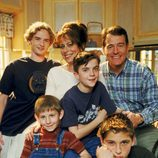 Los protagonistas de 'Malcolm in the middle'