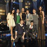 Finalistas de 'Destino Eurovisión 2011'