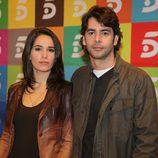 Celia Freijeiro y Eduardo Noriega
