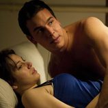Mario Casas y Blanca Suárez en la cama