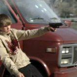 Justin Bieber disparado en 'CSI'