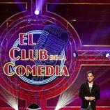 Ernesto Sevilla acude a 'El club de la comedia'