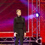 Eva Hache, la presentadora de 'El club de la comedia'