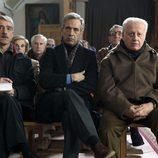Pepe, Antonio y Miguel en 'Cuéntame cómo pasó'