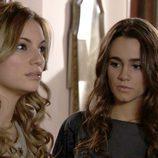 Rosario (Norma Ruiz) y Lucía (Alicia Sanz)