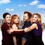 La nueva comedia de CBS, 'Mad Love'