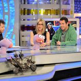 Trancas y Barrancas con Jennifer Aniston y Adam Sandler