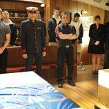 Funeral en 'El barco'