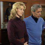 Mercedes y Antonio temen no volver a ver a Inés