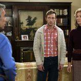 Antonio habla con Toni y Mercedes