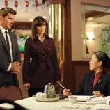 Booth y Breenan investigan un nuevo caso en 'Bones'