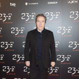 Iñaki Gabilondo en la presentación de '23-F'