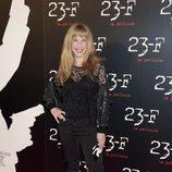 "Nathalie Seseña en la presentación ""23-F"""