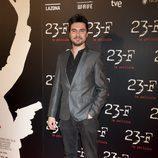 """José Manuel Seda en la presentación de """"23-F"""""""