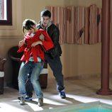 Jimena cae en brazos de Culebra