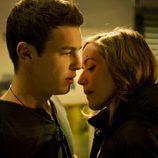 Ulises, a punto de besar a Julia