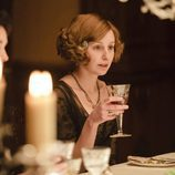 Laura Carmichael es Lady Edith Crawley en 'Downton Abbey'