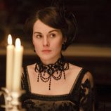 Michelle Dockery es Lady Mary Crawley en 'Downton Abbey'