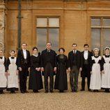 El servicio, en 'Downton Abbey'