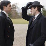 Imagen de Dan Stevens en 'Downton Abbey'