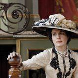 Elizabeth McGovern es Cora en 'Downton Abbey'
