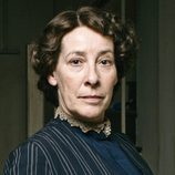 Phyllis Logan es Mrs Elsie Hughes en 'Downton Abbey'