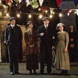 El servicio de los Crowley en 'Downton Abbey'