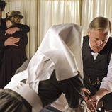Escena de la primera temporada de 'Downton Abbey'