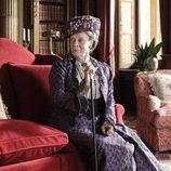 Violet (Maggie Smith) en 'Downton Abbey'