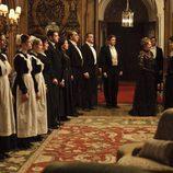 Imagen de los primeros capítulos de 'Downton Abbey'