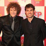 Daniel Diges y Dani Muriel en los TP de Oro 2010