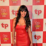Cristina Pedroche en los TP de Oro 2010