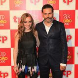 Ángela Cremonte y Roberto Enríquez