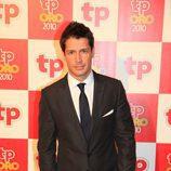 Jaime Cantizano en los TP de Oro
