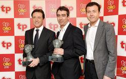 El equipo de \'Antena 3 Noticias 2\' en los TP de Oro