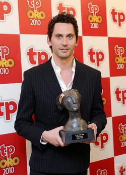 Paco León, mejor actor en los TP de Oro 2010