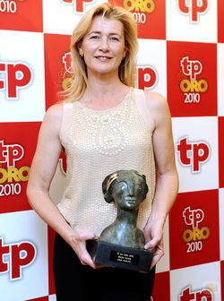 Ana Duato, mejor actriz en los TP de Oro 2010