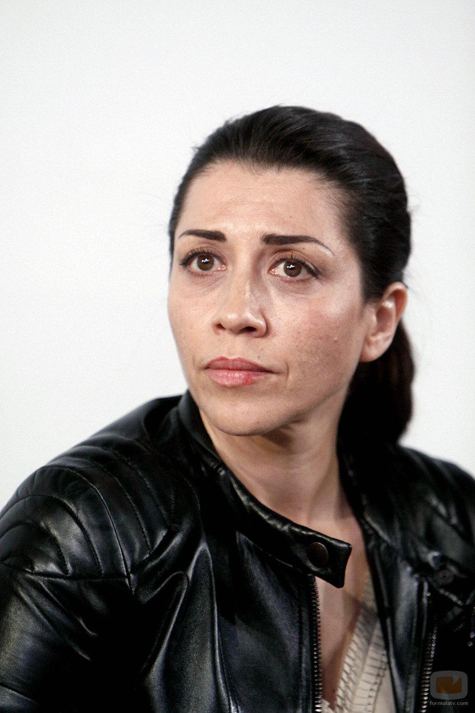 Alicia Borrachero es Silvia Bertomeu