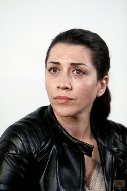 Alicia Borrachero es Silvia Bertomeu