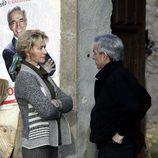 Mercedes y Antonio intentarán mejorar su relación en Sagrillas