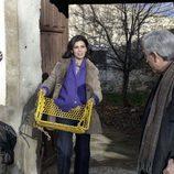 Inés se recupera de su adicción en Sagrillas