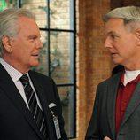 Gibbs en el capítulo 'Flecha rota' de 'Navy, investigación criminal'