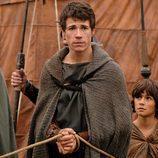 Paulo capturado en 'Hispania, la leyenda'