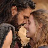 Viriato y Helena en 'Hispania'