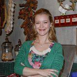 María Esteve rueda la quinta temporada de 'Doctor Mateo'