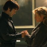 Sookie Stackhouse y Bill Compton en 'True Blood'