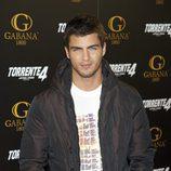 """Maxi Iglesias en el estreno de """"Torrente 4: lethal crisis"""""""